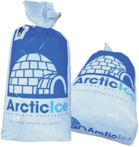 Arctic Ice - 5kg Bagged Ice
