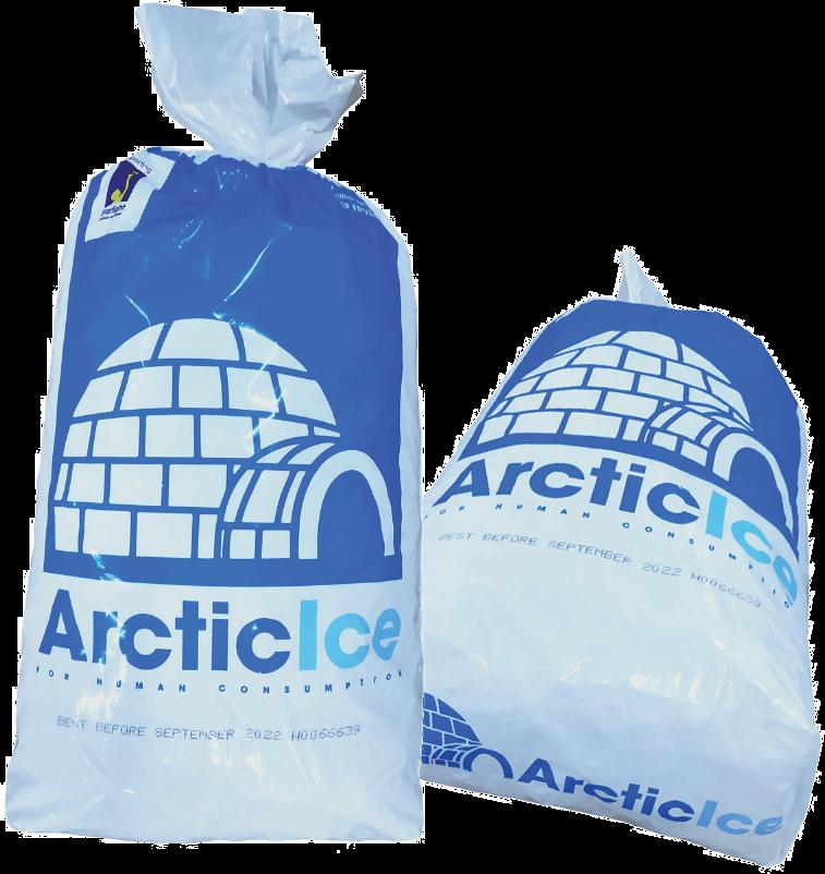 Arctic Ice - 5kg Bagged Ice