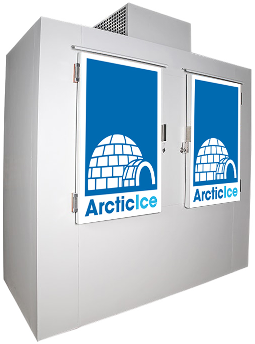 Arctic Ice - Ice Freezers