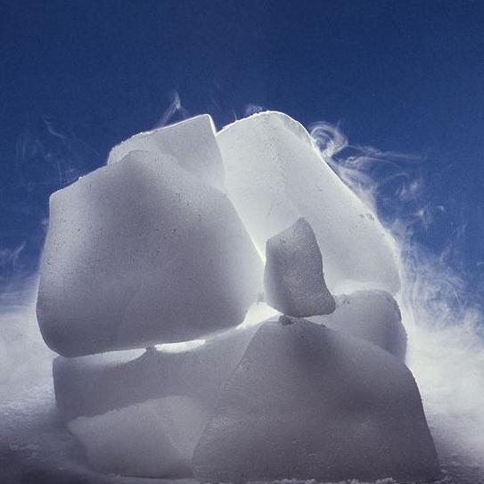 Arctic Ice - Dry Ice